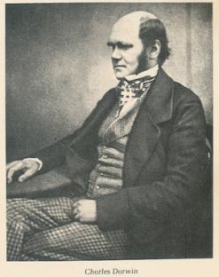 Charles Darwin no beard
