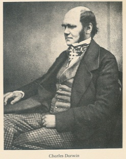 Charles Darwin (12 de Fevereiro de 1809 — 19 de Abril de 1882)