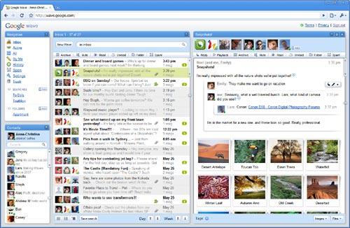 Google_Wave_snapshots_inbox