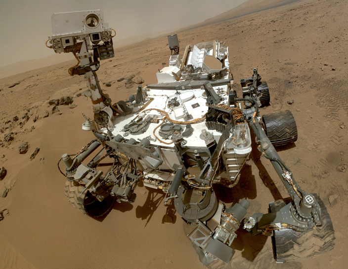 curiosity rover launch - 704×546