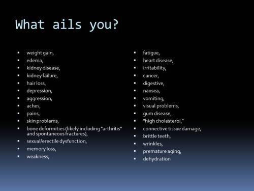 ailments