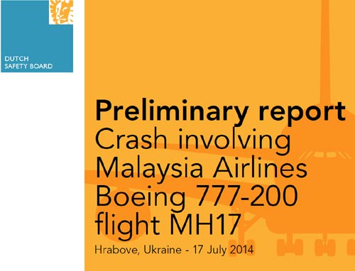 Report-MH17