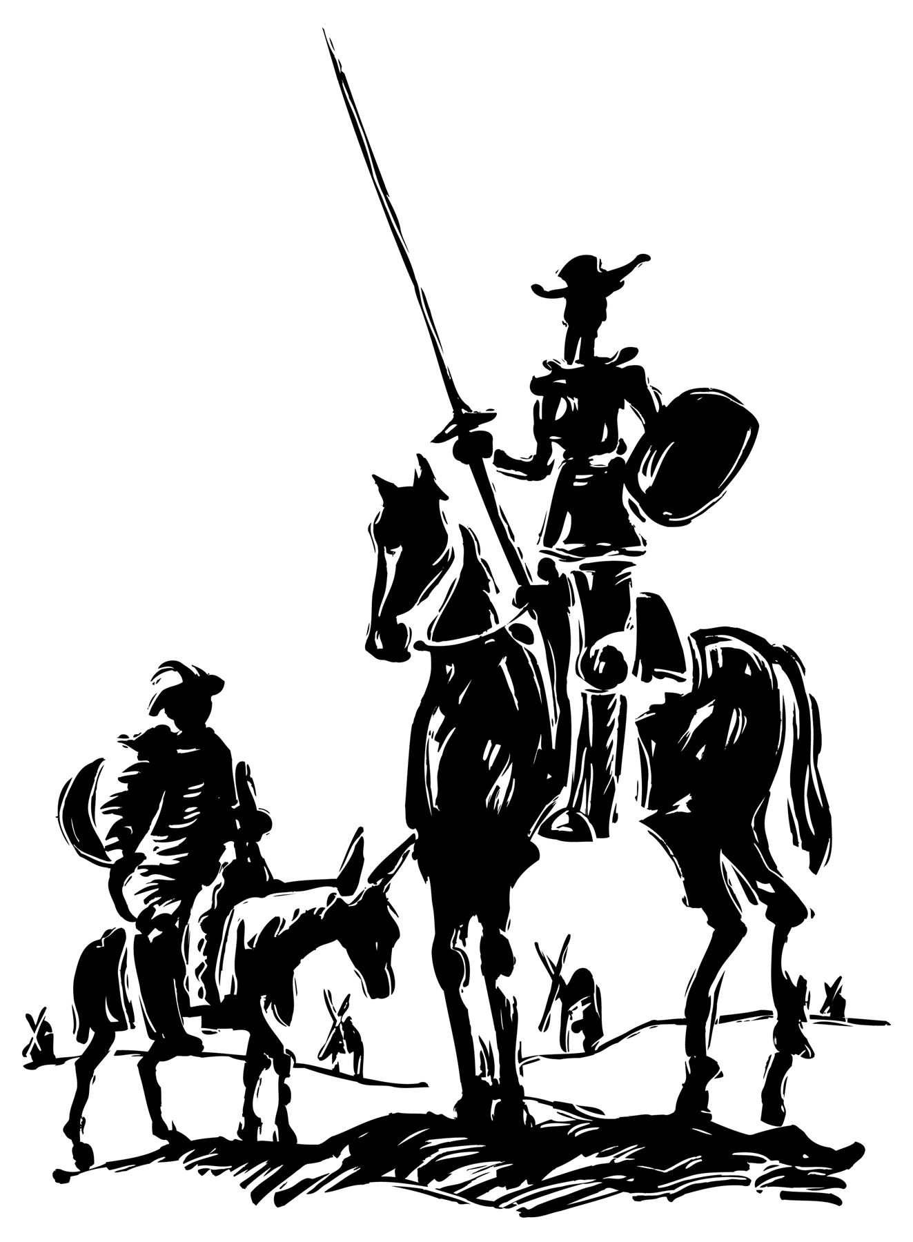 a critical analysis on the fantasies of don quixote In many ways, don quixote is a novel about how don quixote perceives the  world  achieve a more harmonious relationship with don quixote's fantasy  world,  don quixote's insanity is the subject of much controversy among literary  critics.