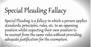 special-pleading-fallacy