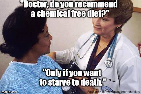 chemical free