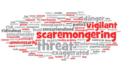 scaremongering