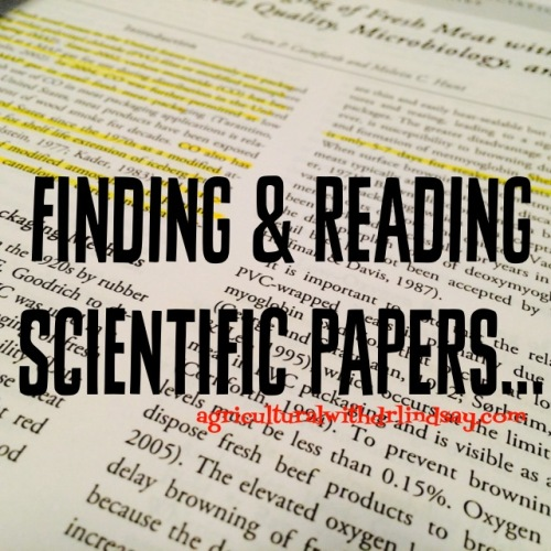 finding-and-reading-scientific-papers