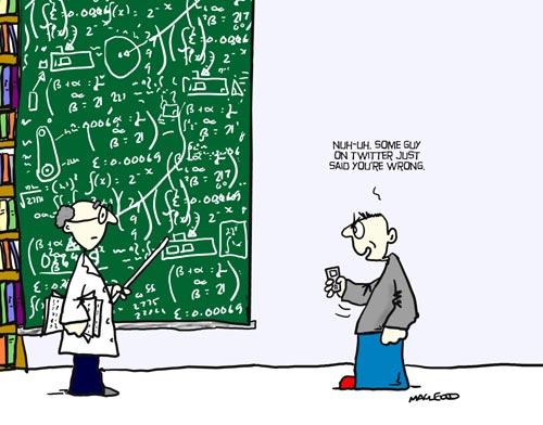 Twitter--science