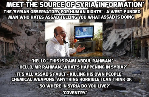 Syrian Observatory