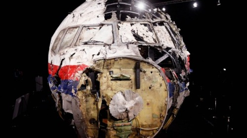 MH17 front