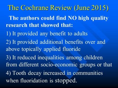 Cochrane 1