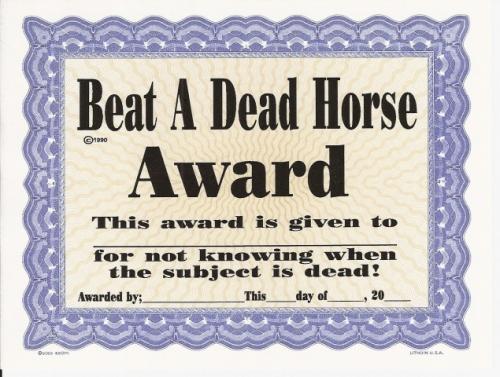 flooging-horse-certificate