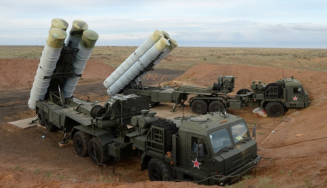Pentagon: Russia S-300, S-400 Air Defense Deployment Grounded US Jets in Syria